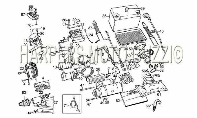 asian carburetor diagram