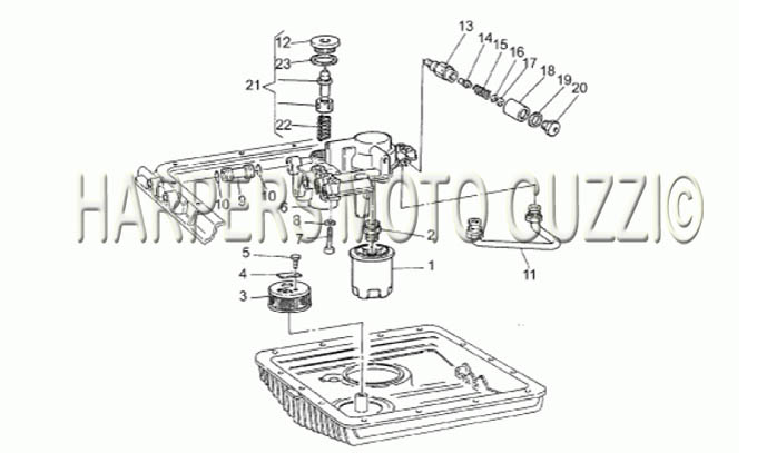 Parts Lookup 19901999 Moto Guzzis V 10 Centauro 1000 1997 – Diagram Of Moto Guzzi Engine