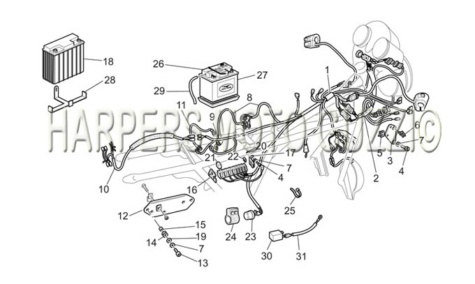 custom motorcycle wiring harness kits with Electrical System I En Special Sport Al Pi 1100 2002 on Shovelhead Clutch Schematic moreover Ultima Wiring Harness Review furthermore Wire Harness Ultra Motorcycles additionally Dyna Chopper Wiring Diagram in addition Troubleshooting A Keihin Carb.